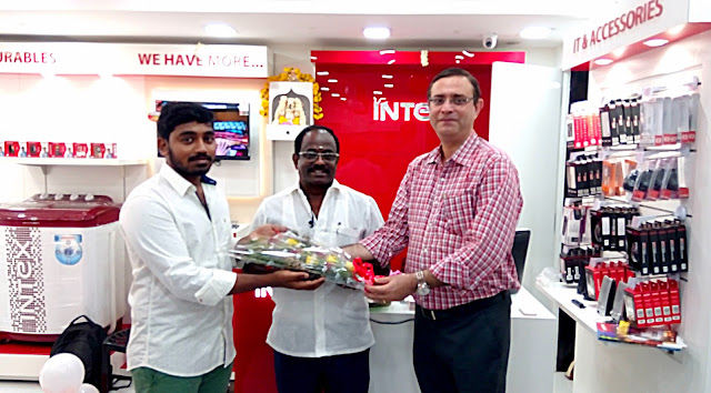 Intex Technologies Expands Retail Footprint in South