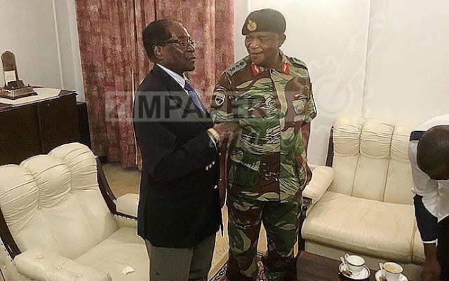 Mugabe-makes-first-public-appearance-after-military-takeover