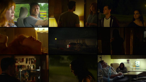 Screen Shoot of The Strangers: Prey at Night 2018 Full English Movie 720p WEB-DL