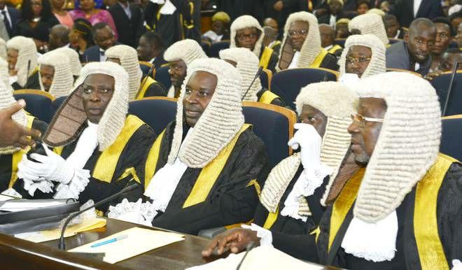 31 Lawyers Appointed As Senior Advocate Of Nigeria, And We Are Glad To Have Another Rank ( SAN ) Mr Oluseun Takintayo Akinbiyi ESQ And Prof. Olanrewaju Adigun In The City Of Ota, Ogun State.