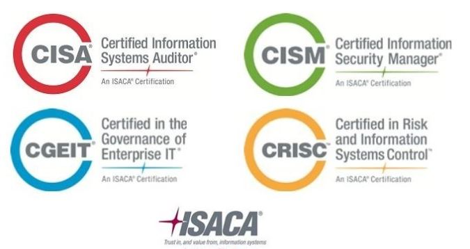 Internet Security Tech Blog: Value of ISACA Certifications in ...