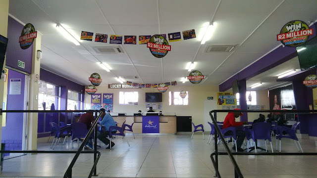 Hollywoodbets Estcourt - New location at 75 Phillip Street - Betting Floor