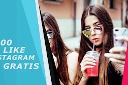 Cara Mendapatkan 100 Like Instagram Secara Gratis tanpa Login