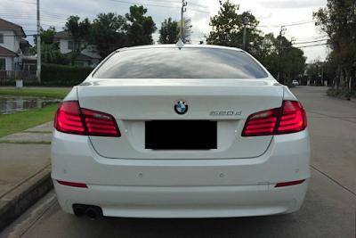 Eksterior BMW F10 Seri-5 Prefacelift
