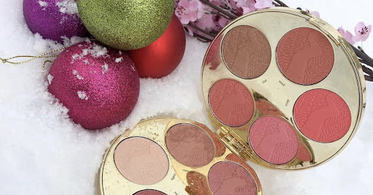 Tarte Color Wheel Amazonian Clay Blush Palette