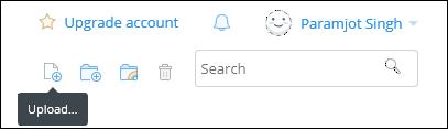 Dropbox Upload, Upload CSS File, Host CSS - JS Files Using Dropbox
