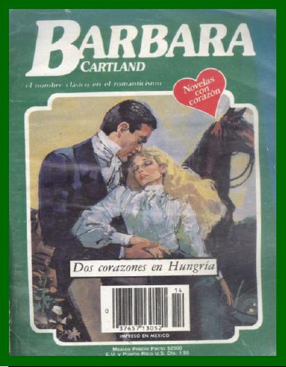 Dos Corazones En Hungria – Barbara Cartland