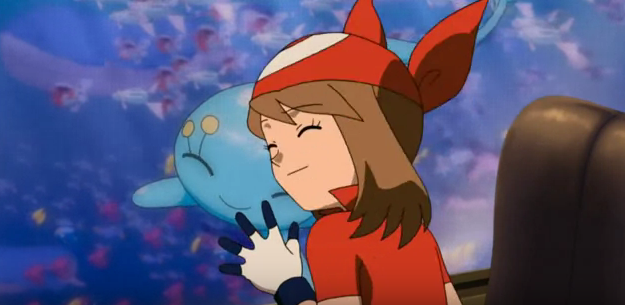Anime Annoyances Recap Pokemon Ranger And The Temple Of The Sea