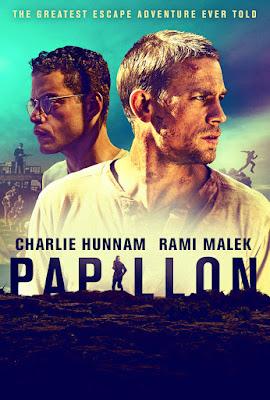 Papillon [2017] [DVD] [R4] [NTSC] [Latino]