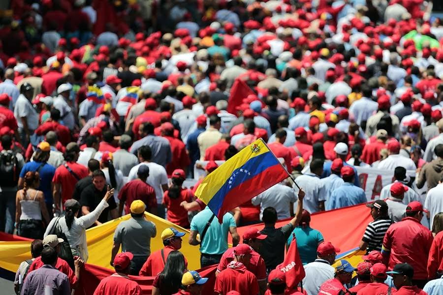 mirar boquiabierto Venezuela