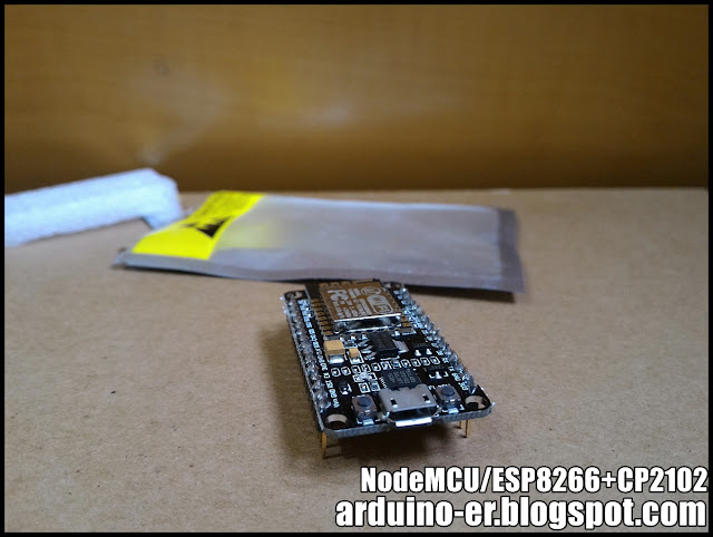 Arduino er nodemcu esp cp
