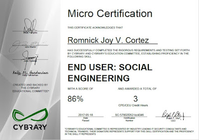 micro certification