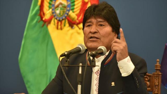 Evo Morales: Chile y Bolivia tienen tantos temas que debatir