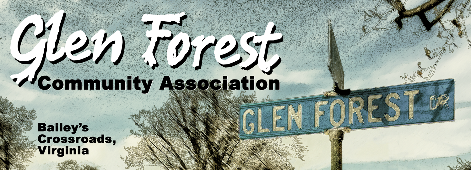 Glen Forest Community Assn. ✦ Bailey's Crossroads, VA
