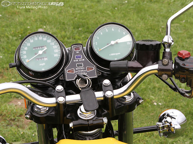 Honda CB750 Tail Look