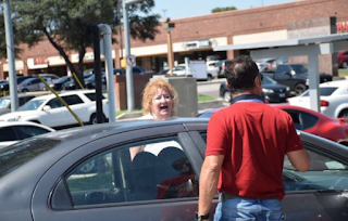 Shouting matches punctuate growing lines at San Antonio gas stations, more than 100 now without fuel