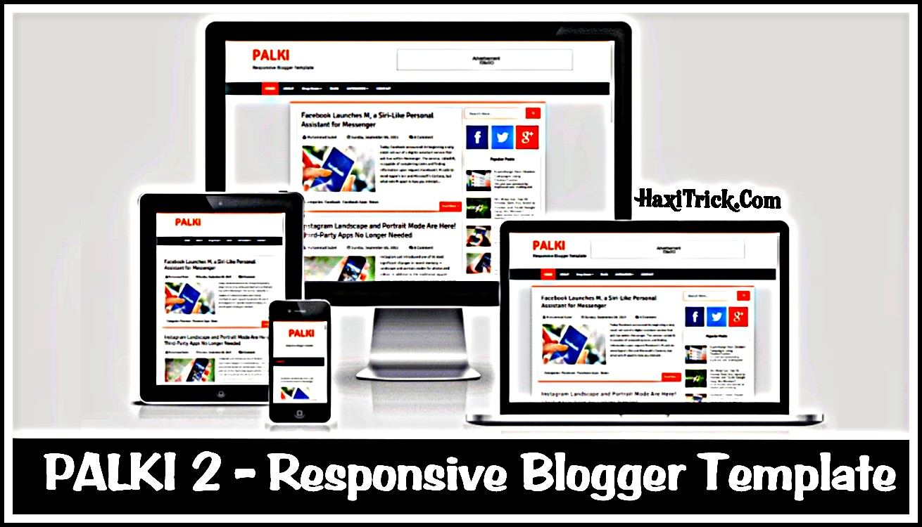 palki2 Blogger Template Free Download 2019