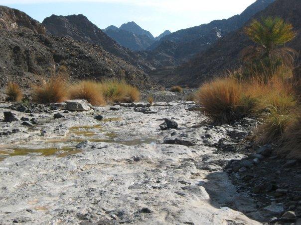 Geology Word of the Week: W is for Wadi (وادي ) - Georneys