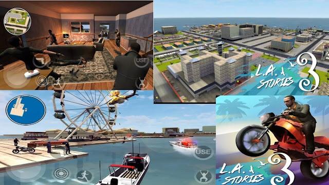Download LA Stories Part 3 Challenge Mod Apk GamePlay