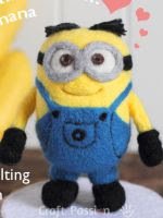 http://www.craftpassion.com/2015/07/needle-felted-minions.html/2