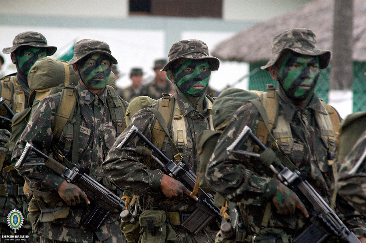 """b66e4157020ea Exército Brasileiro irá ativar no dia 26 de janeiro a 22ª Brigada de  Infantaria de Selva """"Brigada da Foz do Amazonas"""""""