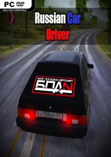 Download Russian Car Driver PC Game Gratis