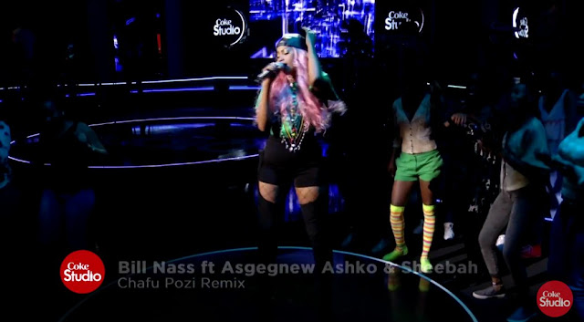 Bill Nas, Sheebah & Asegegnew Ashko - Chafu Pozi (Marshal Up Remix Cover) Video