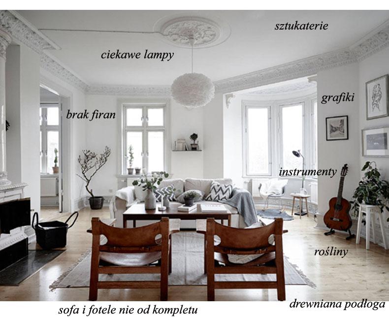 Sanna 39 s land styl skandynawski for Altbauwohnung modern einrichten