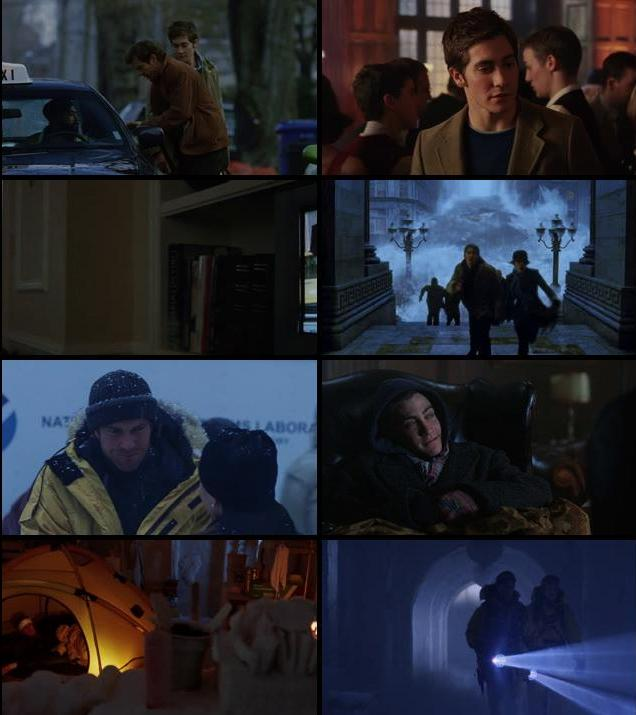 The Day After Tomorrow 2004 Dual Audio Hindi 480p BluRay