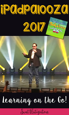 iPadpalooza is a fun learning experience in Austin every summer. Teachers learn as they enjoy entertainment, food, and friendly competition. The conference is filled with nationally recognized speakers and classroom teachers.