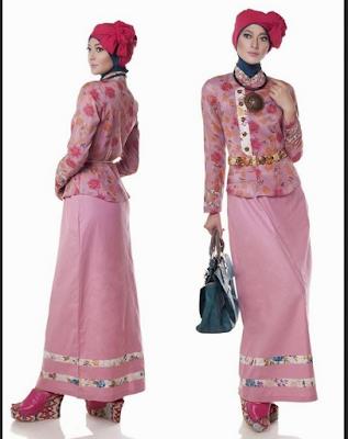 Model baju pesta muslim yang modern dan cantik