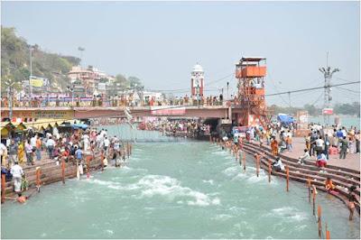 Ganga river bharat ki sabse badi nadi