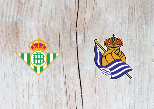 Real Betis vs Real Sociedad - Highlights 10 January 2019