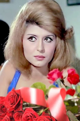 سهير رمزي (Suheir Ramzi)، ممثلة مصرية