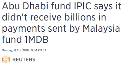 (cnbc.com) abu-dhabi-fund-ipic-says-it-didnt-receive-billions-in-payments-sent-by-malaysia-fund-1mdb