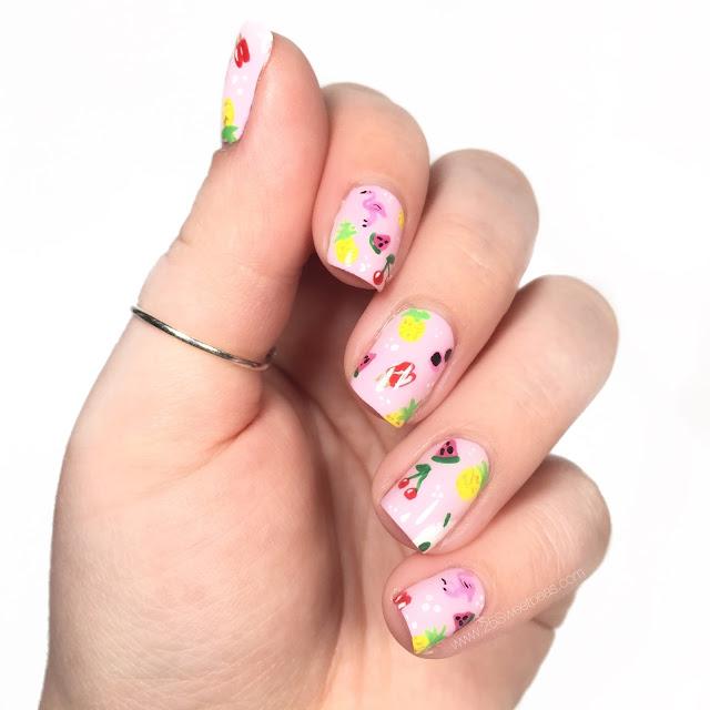Festival Nail Art