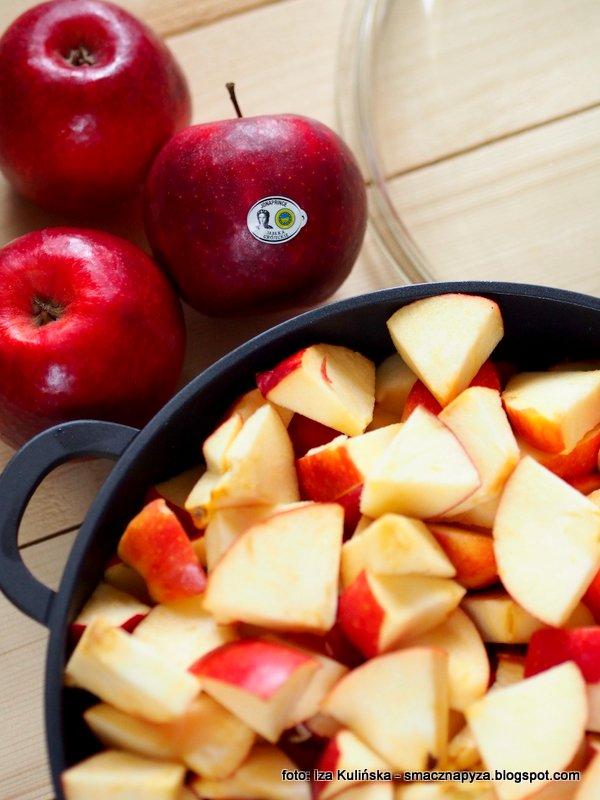 marmoladki jablkowe, galaretki z jablek, czerwone jabluszko, przetwory z jablek, przecier, jablka duszone, lakocie, przetwory domowe