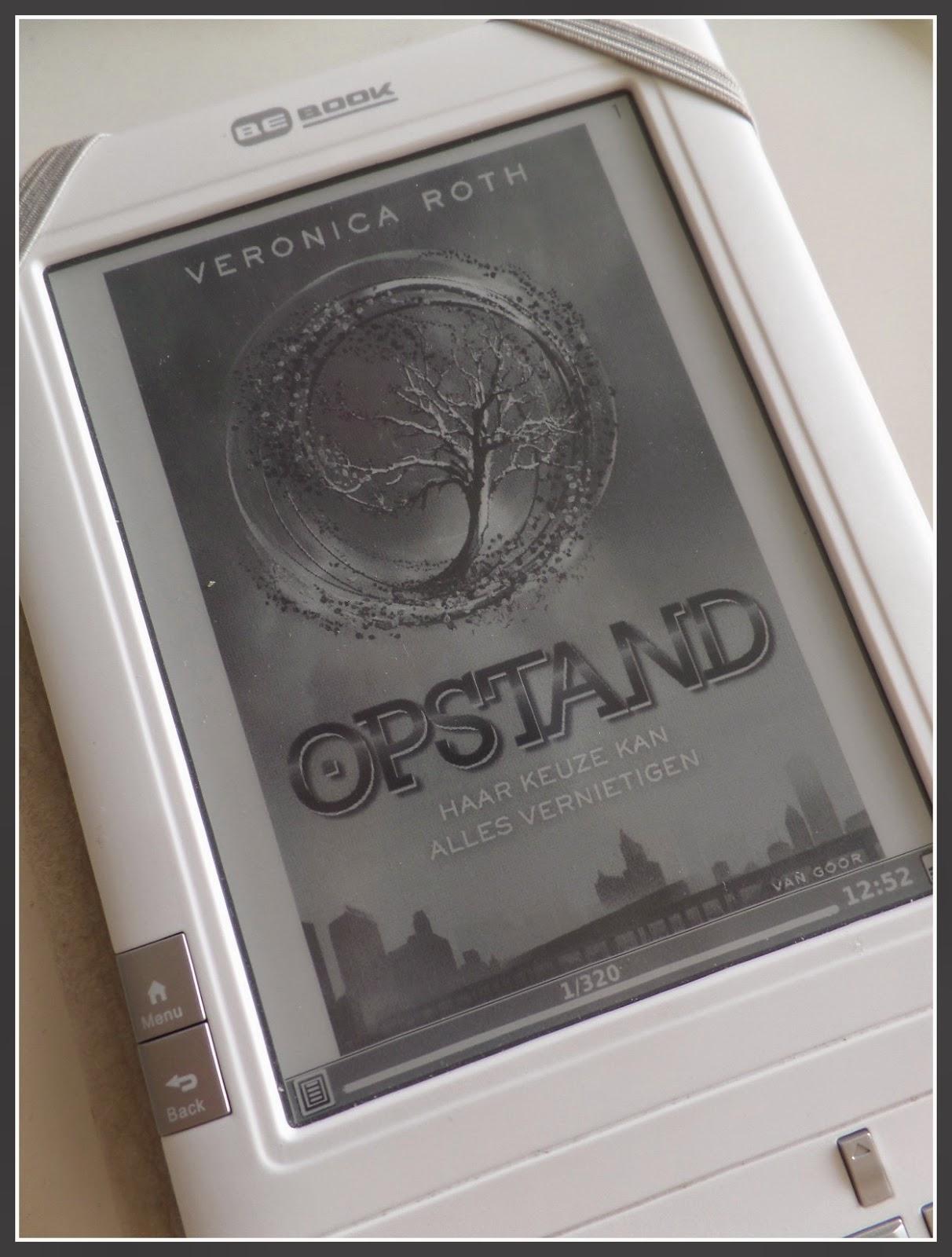 Boekrecensie - Veronica Roth - Opstand (Insurgent) #Books