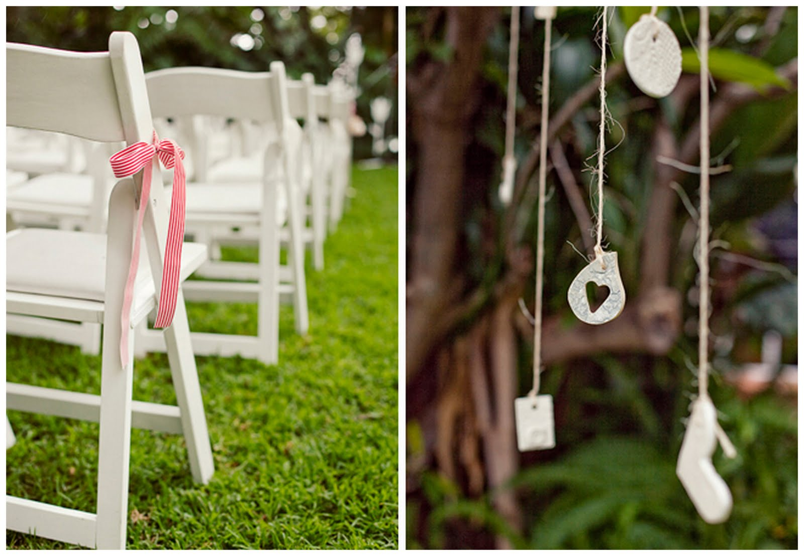 Outdoor Weddings Do Yourself Ideas: Enchanting South African Garden Wedding With DIY Details