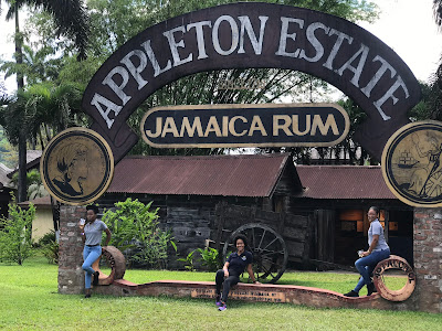 appleton estate jamaica rum sign, Chevy Takes The Mic Jamaican Travel Blog Series Adventures in St. Elizabeth