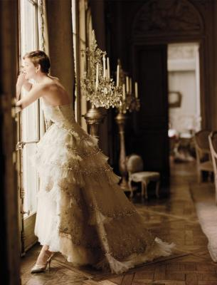 Dior Bridal Then And Now