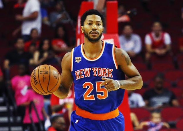 Derrick Rose: Fans Freak Out After Acquitted Athlete Poses With Jury — See Tweets