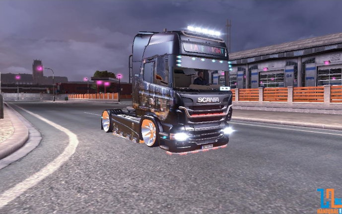 Chassis Drop, Ceper, ETS 2, Tips, Mod