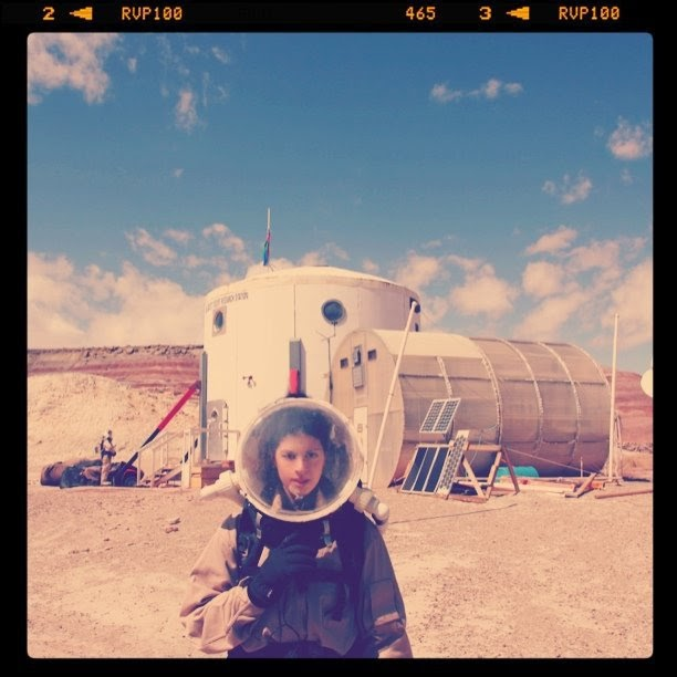 The Reel Foto: What Is It Like To Live On Mars?