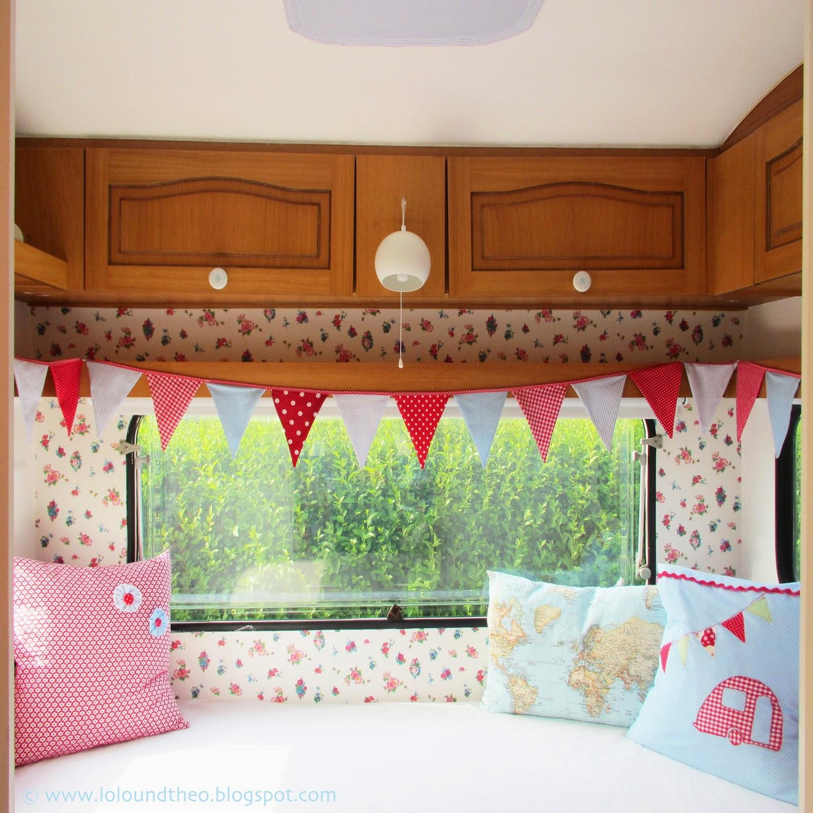lolo und theo unser wohnwagen ist fertig das gro e vorher nachher finale. Black Bedroom Furniture Sets. Home Design Ideas