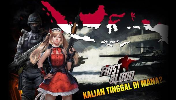 Cara Mendapatkan Senjata Permanen Di Game First Blood Indonesia