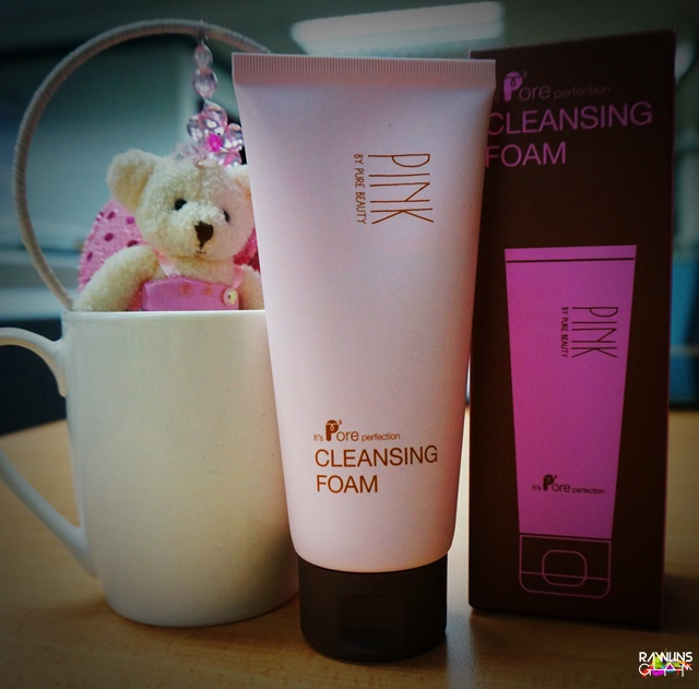 beauty, beauty regime, byrawlins, Jeju Volcanic Ash, K Beauty, Kaolin Clays, PINK by Pure Beauty, Pore Perfection, Pure Beauty, Watsons Malaysia,