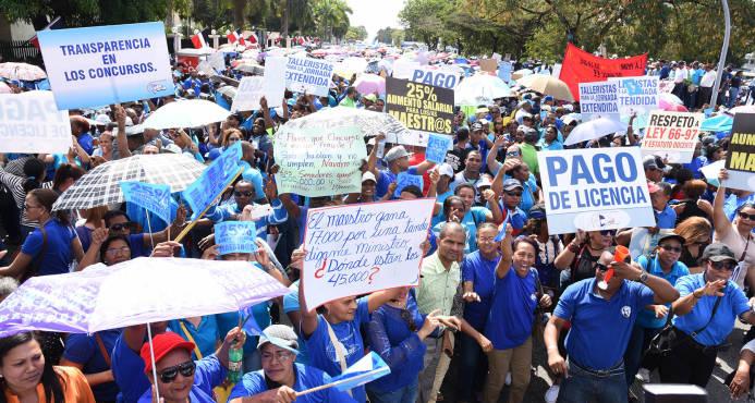 Educa rechaza convocatoria a huelga de los maestros