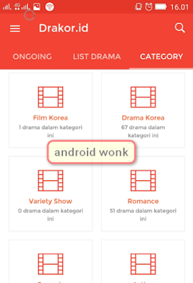 Aplikasi Nonton Drama