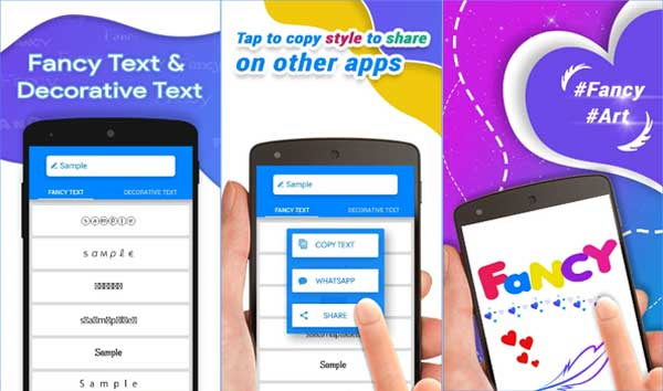 Pasti sobat sudah bosan dengan model huruf yang begitu 5 Aplikasi Membuat Huruf Gaul dan Keren Di Android